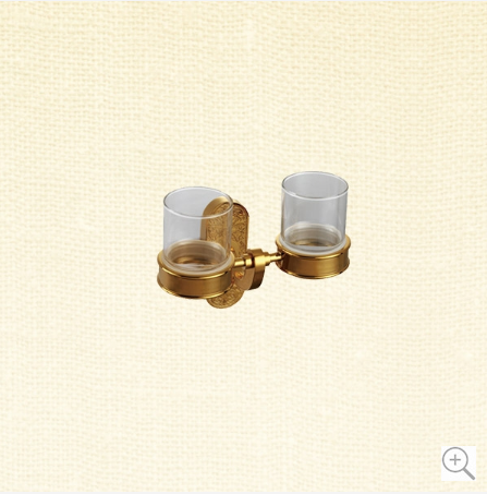 HUTLON汇泰龙 提香系列 HF-26404-2 双杯架
