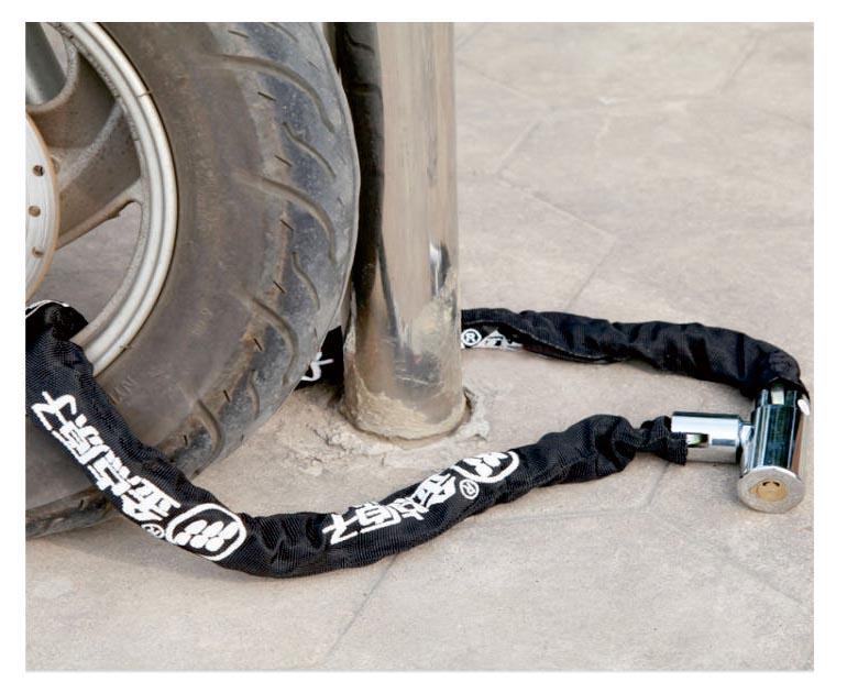 摩托/电动车专用锁